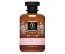 Apivita Anticelulítico Rose Pepper Gel de Ducha 300 ml