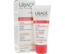 Uriage Roseliane Crema Antirojeces  Spf 30 40 Ml  NUEVO