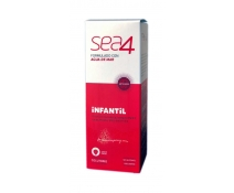 Sea4 Colutorio Infantil Formulado Con Agua de Mar 250ml
