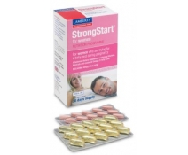 Lamberts StrongStart® for Woman (Para Mujeres) 30 Tabletas + 30 Cápsulas