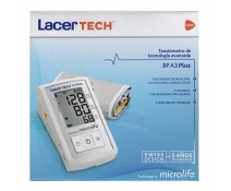 Lacertech Tensiómetro Bp A3 Plus